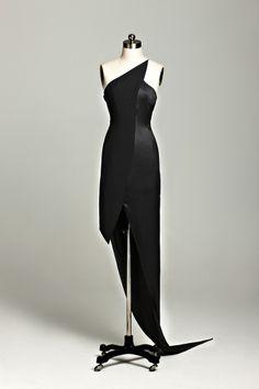la chambre miniature SS 2013 2013, One Shoulder, Jumpsuit, Formal Dresses, Collection, Design, Fashion, Miniature Rooms, Overalls