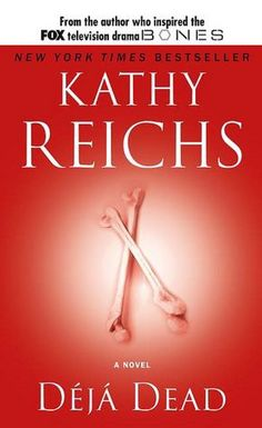 Kathy Reichs - the books that inspired the show bones.  They are great!  The wanna be forensic anthropologist in me loves it :)