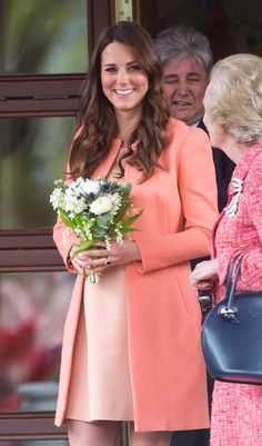Maternity Style ♥ The Duchess of Cambridge - Secret Style File The Duchess, Duchess Of Cambridge, Zuhair Murad, Marchesa, Elie Saab, Lilly Pulitzer, Style Kate Middleton, Nordstrom Coats, Duchesse Kate