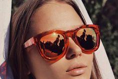 Tendências em óculos de sol verão 2017 - 9 passos