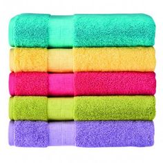 Diary of a Fit Mommy: Got Smelly, Old Towels? Here's How to Refresh Them...