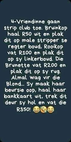 Couple Tattoos, Jokes, Afrikaans, Funny, Couple Tattoos Love, Husky Jokes, Tattoos For Couples, Memes, Funny Parenting