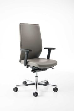 New Desk Chair with Arms and Wheels