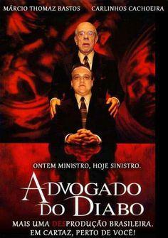 Capa que caiu na rede social sobre escândalo envolvendo governos com o empresário Cachoeirinha.
