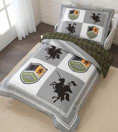 Knights & Shields Toddler Bedding Set