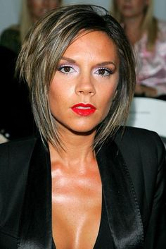 Victoria Beckham gallery - Celebrity Hairstyles - Marie Claire