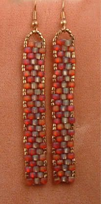 Peyote Beading Stitch Even Count Flat | How to Make Jewelry Now