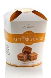 Copperpot Butter Fudge