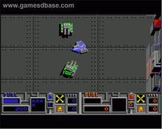 Vindicators (Commodore Amiga)