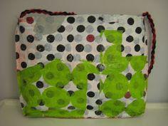HAAGAKÄSSÄÄ: 5. luokkalaisten muovipussisulatus-töitä ja ohje muovipussisulatukseen Lunch Box, Bento Box