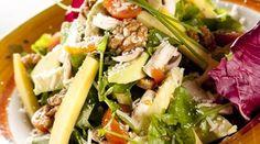 Asian Roccola Salad