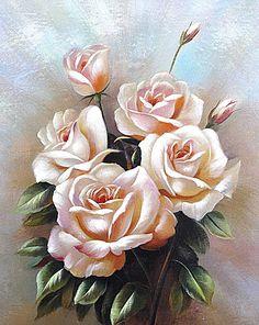 Схема вышивки «ruže» - Вышивка крестом