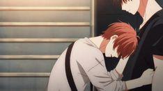 The perfect ShounenAi Anime Sweet Animated GIF for your conversation. Discover and Share the best GIFs on Tenor. Comic Anime, Me Anime, Cute Anime Guys, Cute Anime Couples, Anime Love, Anime Girls, Anime Bisou, Junjou, Shounen Ai Anime