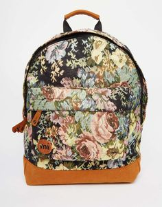 c9c397fbc16f Mi Pac Backpack In Tapastry Print Designer Bags Outlet