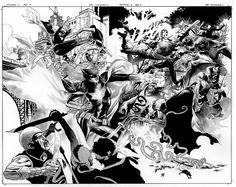 Batwoman 16 pg 14 and 15 | Flickr - Photo Sharing!