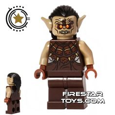 LEGO Lord of the Rings Minifigure - Mordor Orc