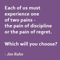 No regrets ....