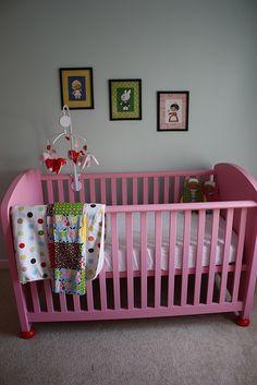 Mammut Ikea crib