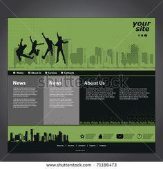 Стоковые вектора и векторный клип-арт City Background | Shutterstock