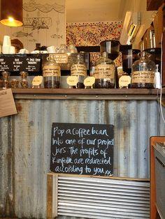 Kinfolk Cafe, Bourke Street