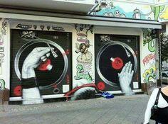 #streetart #Frederic #Bousselin