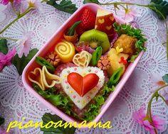 Valentine Day bento