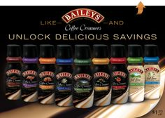baileys coffee creamer - Google Search Baileys Coffee Creamer, Baileys Irish Cream, Free Coupons, Buy One Get One, Bottle, Stuff To Buy, Google Search, Beverages, Bebe