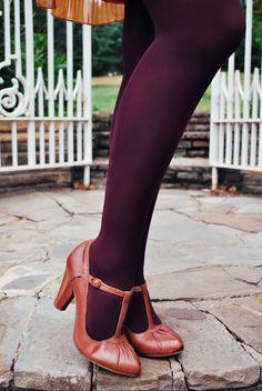 chaussures et collants opaques Collants Colorés ffe1a238d5d
