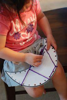 Harold & the Purple Crayon activities
