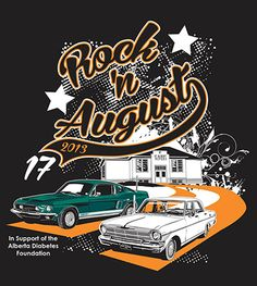 Rock'n August Car Show in St. Alberta, Alberta. Truly some amazing vehicles!!!