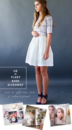 Bridesmaids dresses by Fleet Collection and Utterly Engaged Magazine Giveaway! Bridesmaids, Bridesmaid Dresses, Rehearsal Dress, Maid Of Honor, Be Perfect, Giveaway, Bridal Shower, White Dress, Magazine