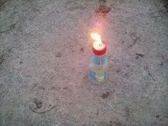 Idei creative: Cum sa faci o lumanare cu ulei Birthday Candles