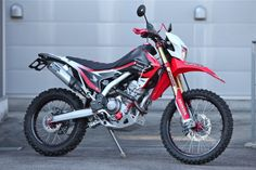 Honda CRF250L Customize! by ダートフリーク | DIRT SPORTS