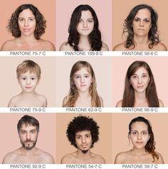 Whoa. Photographer Angelica Dass is creating a chromatic range of human skin tones.