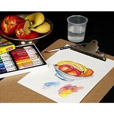 Καλημέρα με νέες αφίξεις, υδατοδιαλυτά Pastel διαθέσιμα από σήμερα στο κατάστημα μας: http://www.paperworld.gr/191-pastel-xrvmata-zvgrafikhs