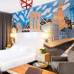 Junior Suite, NU Hotel Brooklyn vossy.com