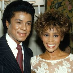 Whitney dated Jermaine Jackson?