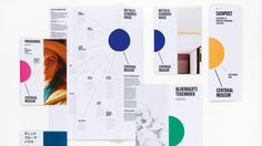 Lesley Moore – Dynamic system for Centraal Museum Utrecht, the visual identity allows content and appearance to become one