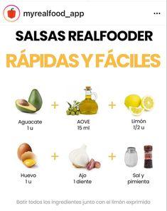 Lucky Food, Squeezed Lemon, Garlic, Avocado, Milkshakes