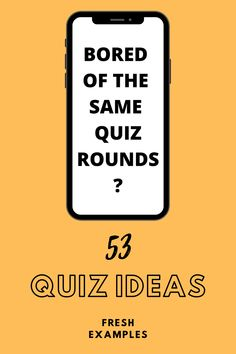 Quick, easy and fun pub quiz round ideas for online games or pub quizzes. Includes culture, history, music, picture and some unusual trivia ideas. Family Quiz Questions, Funny Trivia Questions, General Knowledge Quiz Questions, Trivia Questions And Answers, This Or That Questions, Free Quiz Questions, General Quiz, Quizzes And Answers, Pub Quizzes