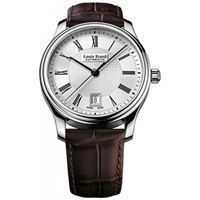 Show details for Louis Erard Heritage Silver Dial Date/Day