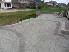 raised patios traditional patio detroit apex landscape and