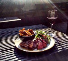 #SurfandTurf #Ethical #Seafood #Steak #GlasgowFoodie #GlasgowRestaurants #TheFinnieston #Alfresco