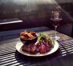 #SurfandTurf #Ethical #Seafood #Steak #GlasgowFoodie #GlasgowRestaurants #TheFinnieston #Alfresco
