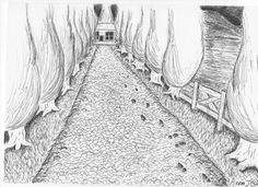 yew alley - Google Search