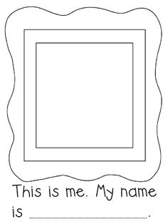 This activity is perfect for the first days of school when you introduce yourself. I introduce myself by writing three sentences on chart pa...