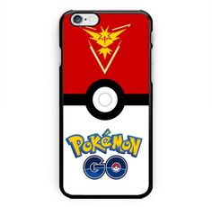 #New #Hot #Pokemon #Go #Team #Instinct #HardPlastic #Case #For #iphonecase #cover #cellphone #accessories #present #giftidea iPhone4s #iPhone5s #iphone5c #iphone6s #favorite #design #custom #UnbrandedGeneric