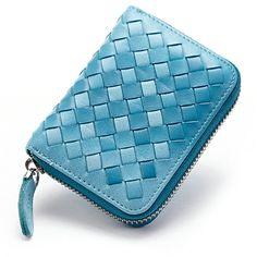 Calidad carteras de cuero pequeña estilo del Corea de descuento billetera de tejido [ANW61080] - €12.91 : bzbolsos.com, comprar bolsos online