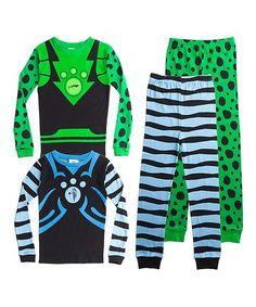Loving this Wild Kratts Zebra & Cheetah Pajama Set - Boys on #zulily! #zulilyfinds