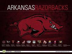 Arkansas Razorback Football Schedule (2014)